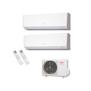 Aire Acondicionado Fujitsu 2x1 ASY3535